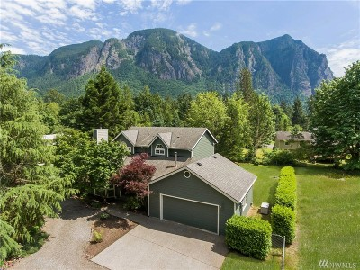 Snoqualmie Single Family Home For Sale: 7410 N Fork Road SE