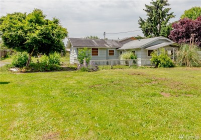 Auburn Single Family Home For Sale: 215 T St SE
