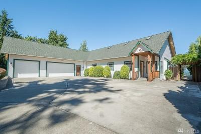 Centralia Single Family Home For Sale: 106 Fern Dr