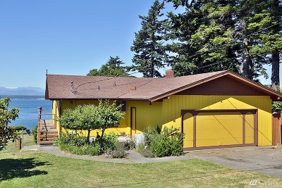 Greenbank Single Family Home Sold: 3564 Marine View Dr