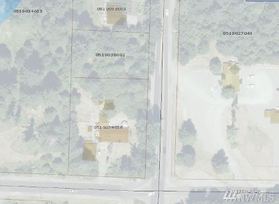 Bonney Lake Residential Lots & Land For Sale: 214th Ave E