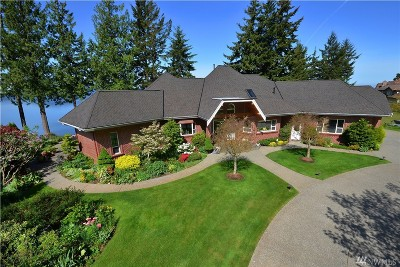 Single Family Home For Sale: 1375 Chuckanut Crest Dr