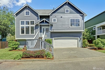 Snoqualmie Single Family Home For Sale: 8318 Peggys Place SE