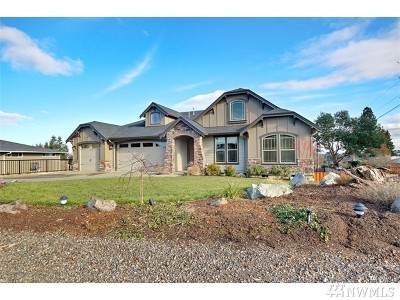 Tacoma Single Family Home For Sale: 4601 N Lexington St