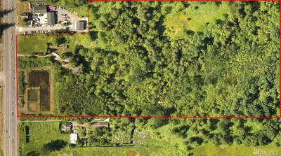 Whatcom County Residential Lots & Land For Sale: 5558 Guide Meridian
