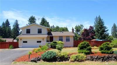 Tumwater Single Family Home For Sale: 2731 Summerhill Ct SW