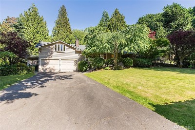 Federal Way Single Family Home For Sale: 30218 21st Ave SW