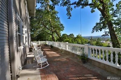 Chehalis Single Family Home For Sale: 279 NE Hillside Dr