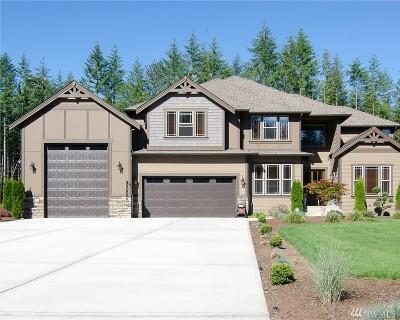Lake Stevens Single Family Home For Sale: 11329 137th Ave NE