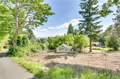 Seattle Single Family Home For Sale: 6729 S Langston Rd