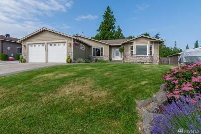 Blaine Single Family Home For Sale: 8067 Niska Rd