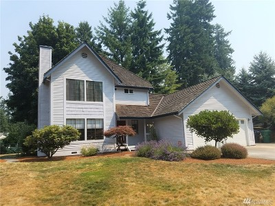 Mukilteo Single Family Home For Sale: 9705 50th Place W
