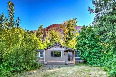 Gold Bar Single Family Home For Sale: 51714 S Riverside Dr