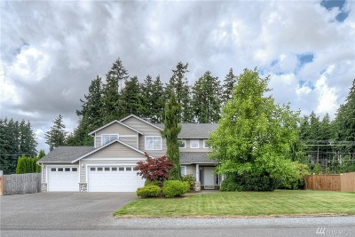 Bonney Lake Single Family Home For Sale: 21805 113th St E