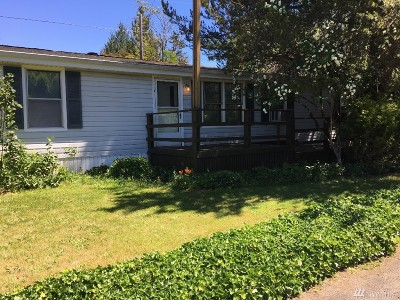 Tumwater Single Family Home For Sale: 1525 Linwood Ave SW