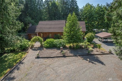 Sedro Woolley Single Family Home Contingent: 4484 Ida Dr