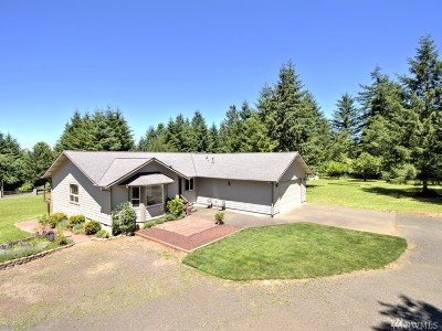Shelton WA Single Family Home Sold: $281,000