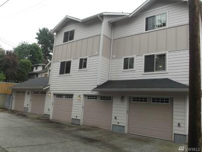 Everett Multi Family Home For Sale: 3725 Rockefeller Ave