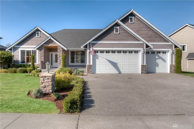 Puyallup Single Family Home For Sale: 13521 174th St Ct E