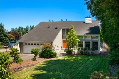 Lake Tapps Single Family Home For Sale: 1003 187th Ave E