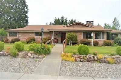 Everett Single Family Home For Sale: 125 74th St SE