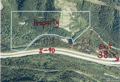 North Bend WA Residential Lots & Land For Sale: $600,000