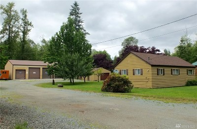 Stanwood Single Family Home For Sale: 25620 4th Ave NW