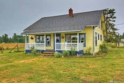 Single Family Home For Sale: 411 W Mary M Knight Rd