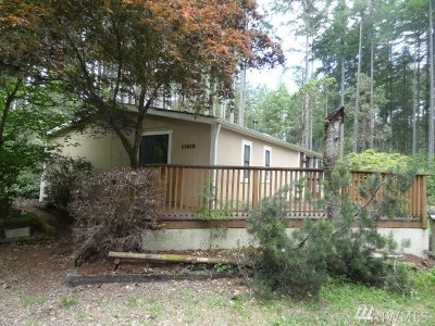 Anderson Island Single Family Home For Sale: 11915 Wapato Rd