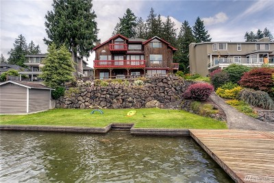 Bonney Lake WA Single Family Home For Sale: $1,359,000