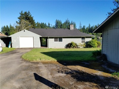 Shelton WA Single Family Home Sold: $295,000
