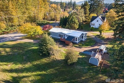 Bellingham Single Family Home For Sale: 3857 Britton Rd