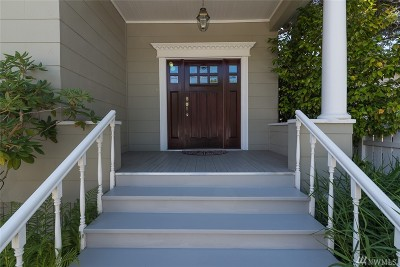Single Family Home For Sale: 2321 Yew St