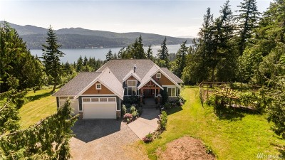 Bellingham Single Family Home For Sale: 3260 Sheridan Trail