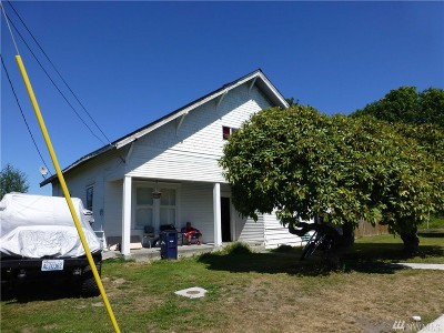 Sedro Woolley Single Family Home For Sale: 100 W Moore