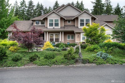 Gig Harbor Single Family Home For Sale: 12216 Osprey Dr NW