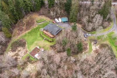Centralia Single Family Home For Sale: 3213 Zenkner Valley Rd