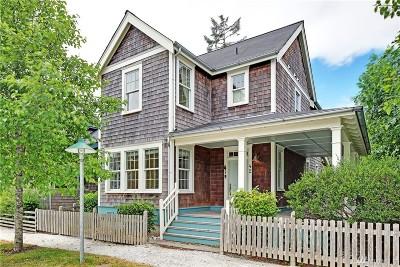 Grays Harbor County Single Family Home For Sale: 42 Seastar Lane