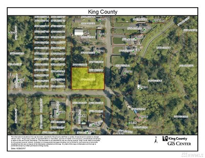 King County Residential Lots & Land For Sale: 55th Ave S
