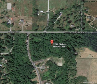 Residential Lots & Land For Sale: 11900 Windtree Lane SE