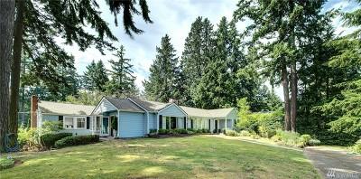 Shoreline Single Family Home Contingent: 17011 Dayton Ave N