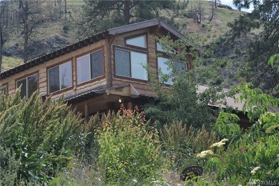 Methow, Carlton Single Family Home For Sale: 188 Vintin Rd