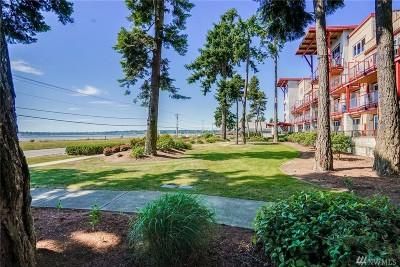 Birch Bay Condo/Townhouse Sold: 7714 Birch Bay Dr #410