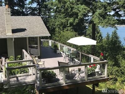 Lummi Island Single Family Home For Sale: 1156 Island Dr