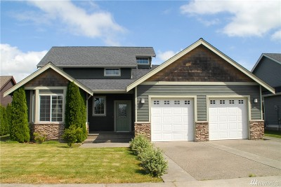 Lynden Single Family Home For Sale: 850 N Park