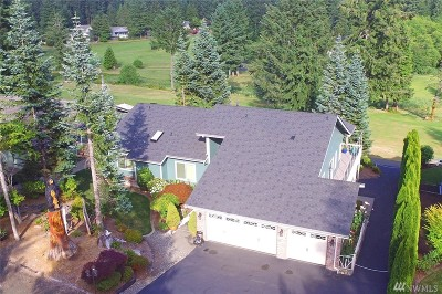 Single Family Home For Sale: 720 E Old Ranch Rd