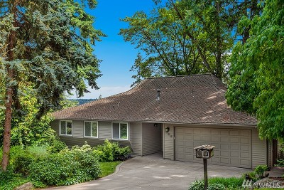 Bellevue Single Family Home For Sale: 701 177th Lane NE