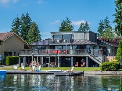Lake Tapps Single Family Home For Sale: 3307 204th Av Ct E