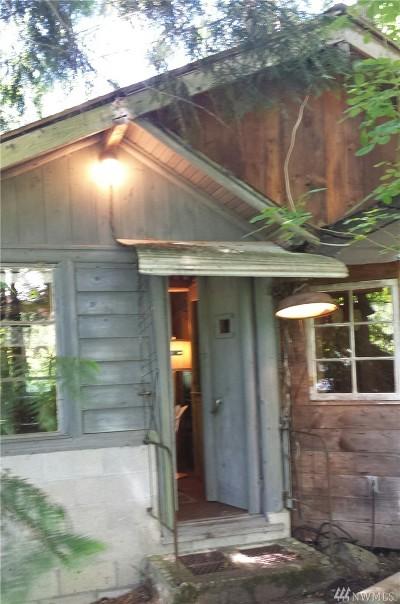 Eatonville Single Family Home For Sale: 39312 Ski Park Rd E