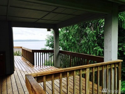 Olympia Single Family Home For Sale: 7004 Puget Beach Rd NE